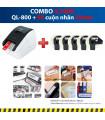 Combo: QL-800 + 5 Cuộn nhãn 29mm | Máy in nhãn Brother | khuetu.vn