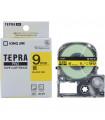 Băng nhãn in Tepra SC9Y (Chữ đen nền vàng, khổ 9mm) | Băng nhãn Tepra khổ 9mm | khuetu.vn
