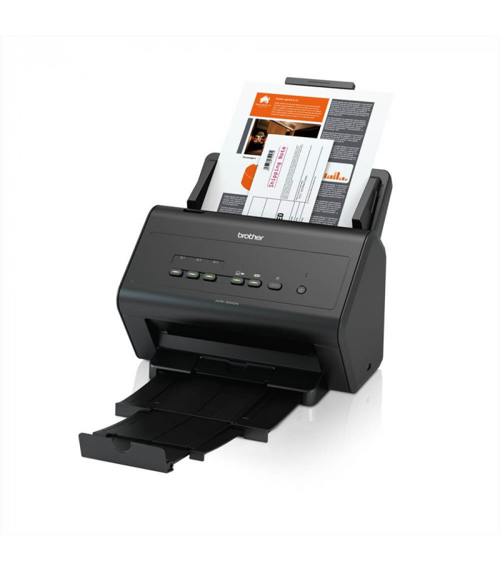 Máy scan, scanner Brother ADS-3000N | Máy Scan Brother | Brother | khuetu.vn