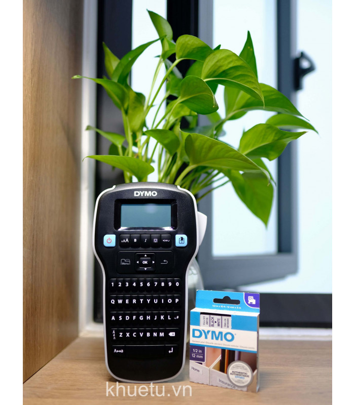 Máy in nhãn DYMO LabelManager 160 | Dòng máy LM (LabelManager) | DYMO | khuetu.vn