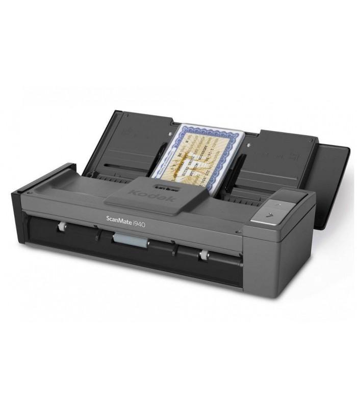 Máy scan, scanner Kodak SCANMATE i940 (20 ppm, 1000 ppd, A4, USB) | Workgroup | Kodak | khuetu.vn