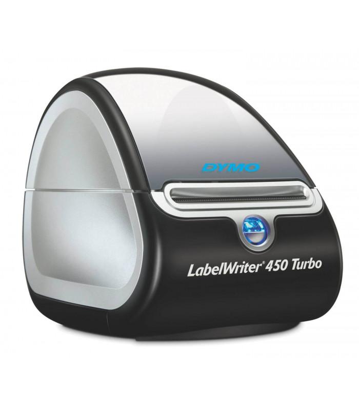 Máy in nhãn Dymo LabelWriter 450 Turbo | Dòng máy LW (LabelWriter) | DYMO | khuetu.vn