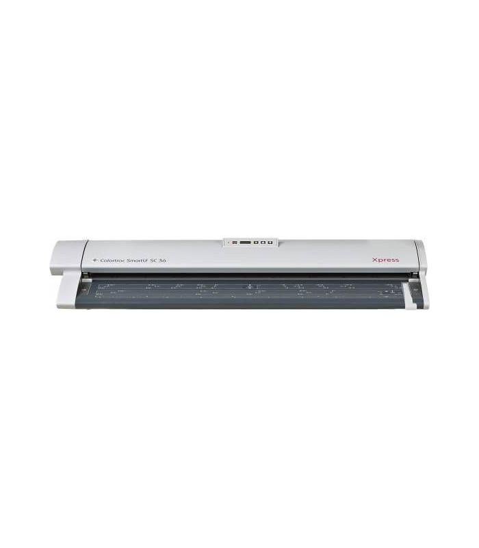 Máy scan A0, scan bản vẽ, scan bản đồ Colortrac SmartLF SC36 (m) Xpress | | khuetu.vn