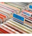 Băng nhãn in DM-A40916 D1 Tape A40916 9mm x 7m Black on Blue | Nhãn Cho Máy Dymo | khuetu.vn