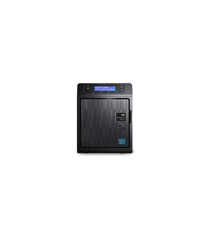 Thiết bị lưu trữ NAS WD Sentinel DS5100 | | khuetu.vn
