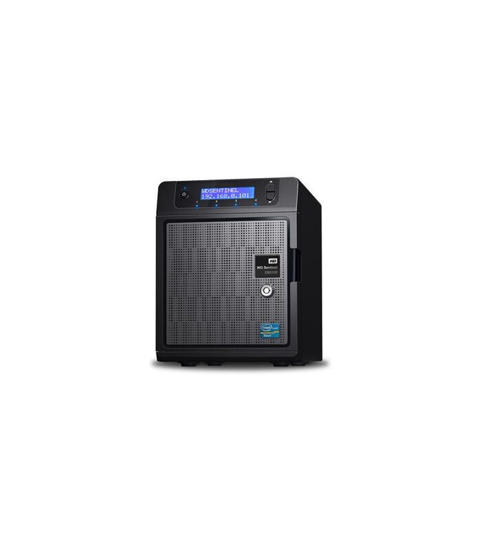 Thiết bị lưu trữ NAS WD Sentinel DS6100 | | khuetu.vn