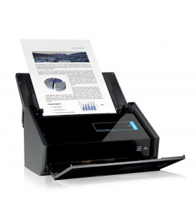 Fujitsu iX500 (25ppm, 500ppd, A4, Wifi)