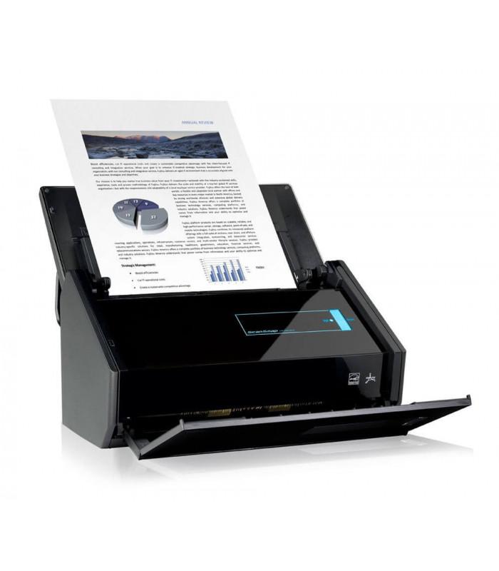 Máy scan, scanner Fujitsu iX500 (25ppm, 500ppd, A4, Wifi) | Scansnap | Fujitsu | khuetu.vn