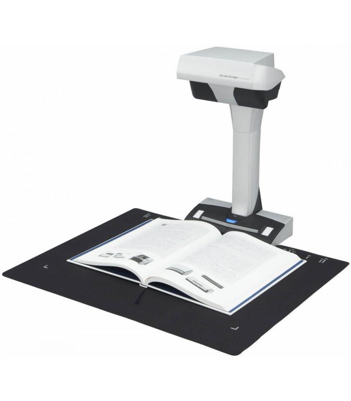 Máy scan, scanner Fujitsu Scansnap SV600 (20ppm, 500ppd, A3 Book, USB) | Scansnap | Fujitsu | khuetu.vn