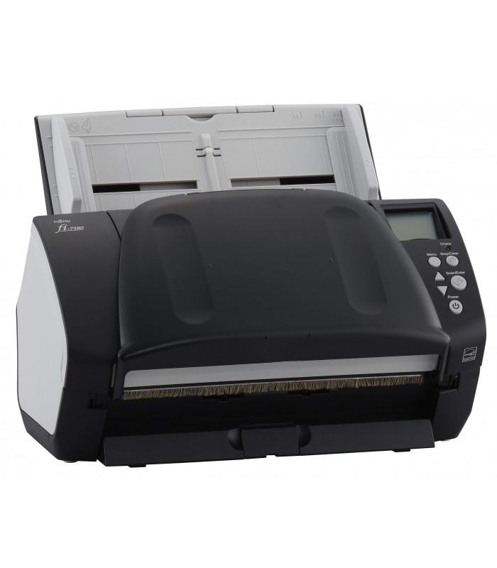 Máy scan, scanner Fujitsu fi-7180 (80ppm, 11000ppd, A4, USB) | fi series | Fujitsu | khuetu.vn