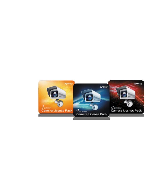 Surveillance Device License Pack 8 | Surveillance | Synology | khuetu.vn