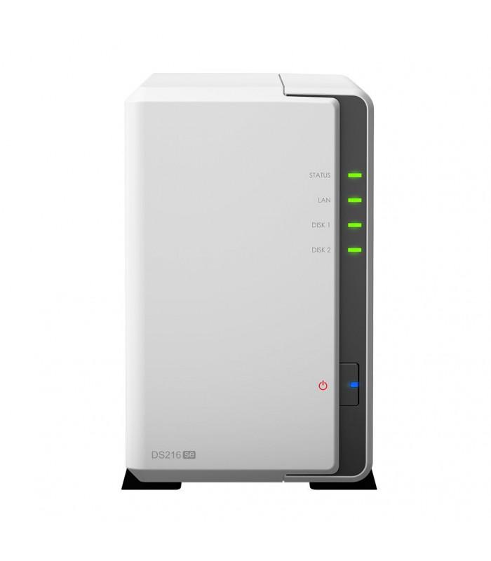 Thiết bị lưu trữ NAS Synology DiskStation DS216se | Synology | khuetu.vn