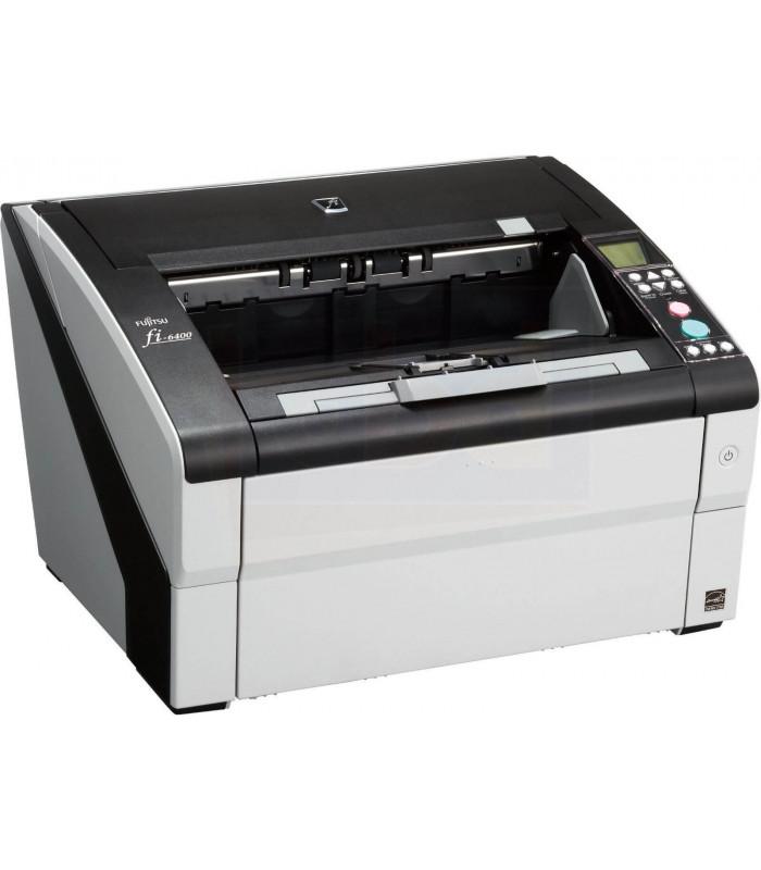 Máy scan, scanner Fujitsu fi-6400 (100ppm, 40,000ppd, A3, USB) | fi series | Fujitsu | khuetu.vn