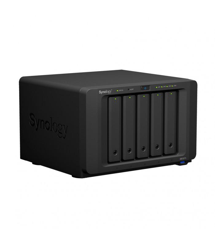 Thiết bị lưu trữ NAS Synology DiskStation DS1517+ | Synology | khuetu.vn