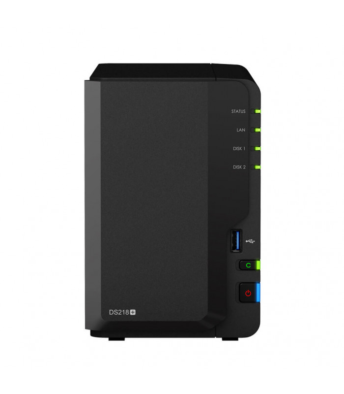 Thiết bị lưu trữ NAS Synology DiskStation DS218+ | Synology | khuetu.vn