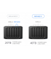 Synology Add-in Card M2D17 | Accessories | Synology | khuetu.vn