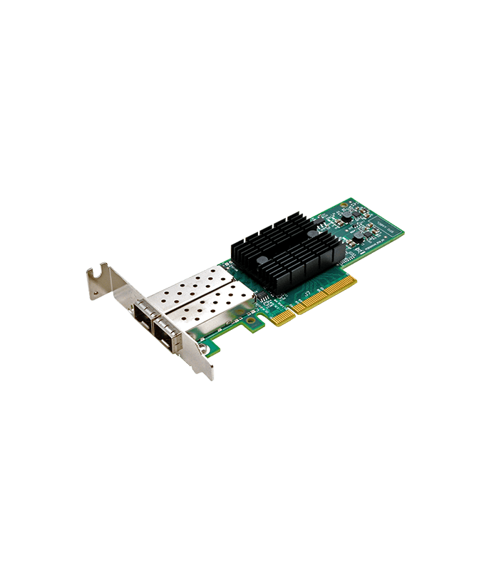 Synology Add-in Card E10G17-F2 (dual-port 10GbE SFP+) | Accessories | Synology | khuetu.vn