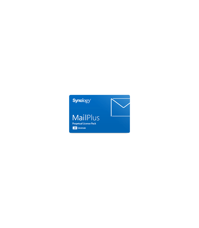 Synology MailPlus License Pack | Licenses | Synology | khuetu.vn