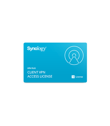 Synology Client VPN Access License