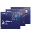 Synology Surveillance Device License Pack | Licenses | Synology | khuetu.vn