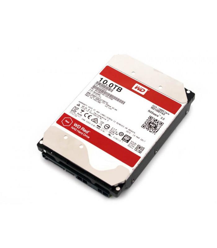 Ổ cứng chuyên dụng WD RED 10TB 3.5 Inch SATA HDD 5400rpm 256MB Cache (WD100EFAXX) | WD RED | WESTERN DIGITAL | khuetu.vn