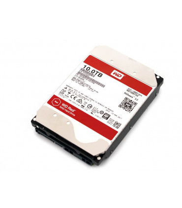 WD RED 10TB 3.5 Inch SATA HDD 5400rpm 256MB Cache (WD100EFAXX)