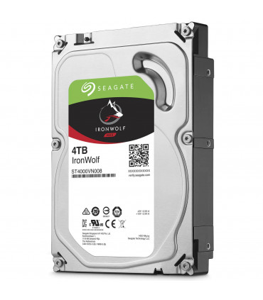 SEAGATE IRONWOLF 4TB 3.5 Inch SATA HDD 5900rpm 64MB Cache (ST4000VN008)