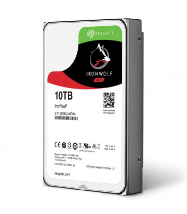 SEAGATE IRONWOLF 10TB 3.5 Inch SATA HDD 7200rpm 256MB Cache (ST10000VN0004)