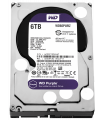 Ổ cứng chuyên dụng WD PURPLE 6TB 3.5 Inch SATA HDD 5400rpm 64MB Cache (WD60PURZ) | HDD cho NVR | WESTERN DIGITAL | khuetu.vn