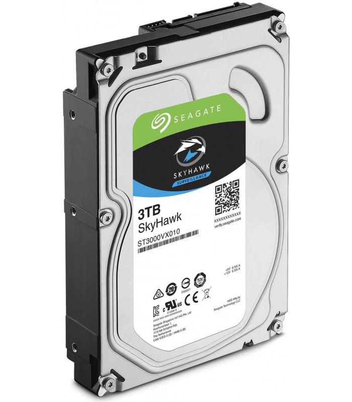Ổ cứng chuyên dụng SEAGATE SKYHAWK 3TB 3.5 Inch SATA HDD 64MB Cache (ST3000VX010) | SEAGATE SKYHAWK | SEAGATE | khuetu.vn