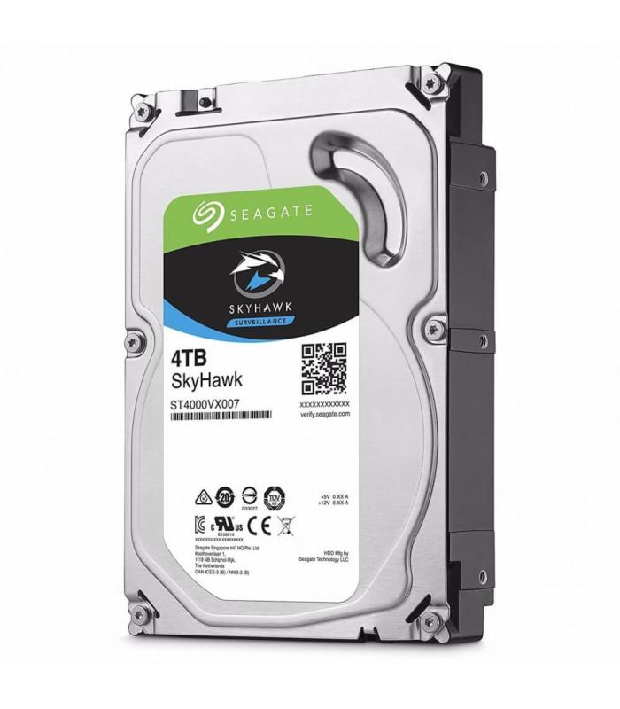 Ổ cứng chuyên dụng SEAGATE SKYHAWK 4TB 3.5 Inch SATA HDD 64MB Cache (ST4000VX007) | SEAGATE SKYHAWK | SEAGATE | khuetu.vn