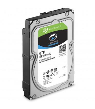SEAGATE SKYHAWK 6TB 3.5 Inch SATA HDD 256MB Cache (ST6000VX0023)