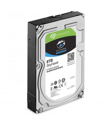 SEAGATE SKYHAWK 8TB 3.5 Inch SATA HDD 256MB Cache (ST8000VX0022)