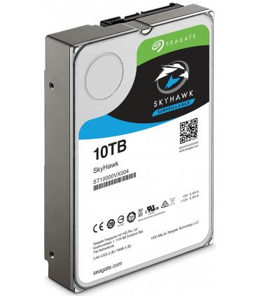 SEAGATE SKYHAWK 10TB 3.5 Inch SATA HDD 256MB Cache (ST10000VX0004)