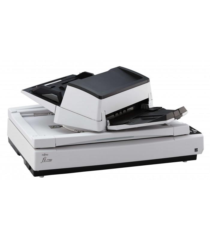 Máy scan, scanner Fujitsu fi-7700 (100ppm, 44000ppd, A3, USB, Flatbed) | fi series | Fujitsu | khuetu.vn