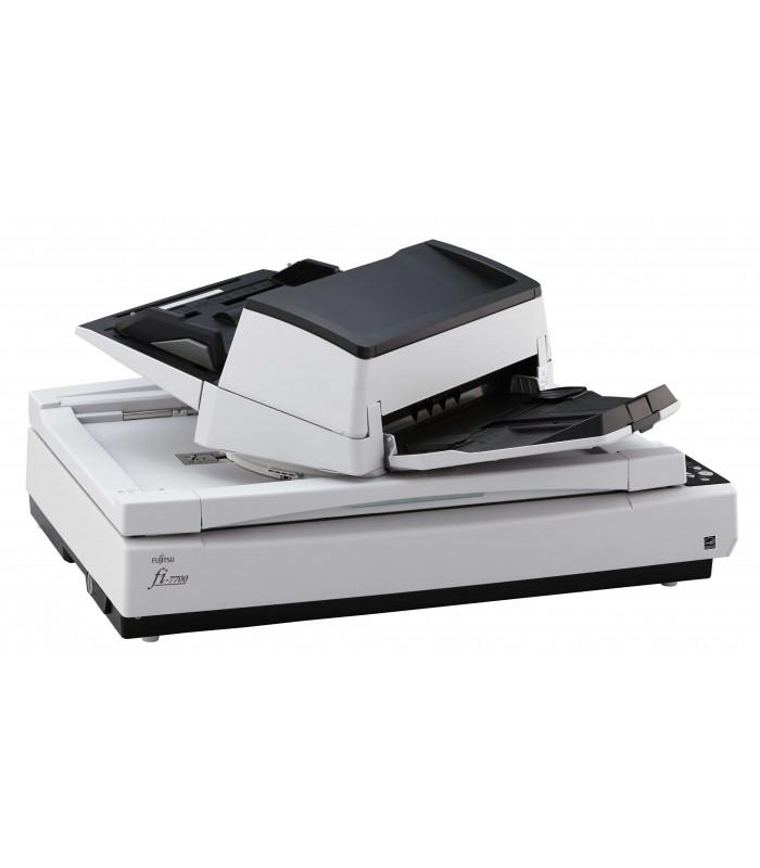 Máy scan, scanner Fujitsu fi-7700S (75ppm, 33000ppd, A3, USB, Flatbed) | fi series | Fujitsu | khuetu.vn