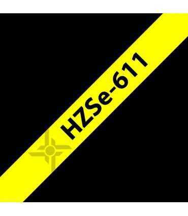 Ống co nhiệt HZSe-611, , khổ 6mm x 1,5m, cáp 1.7-3.2mm, màu vàng