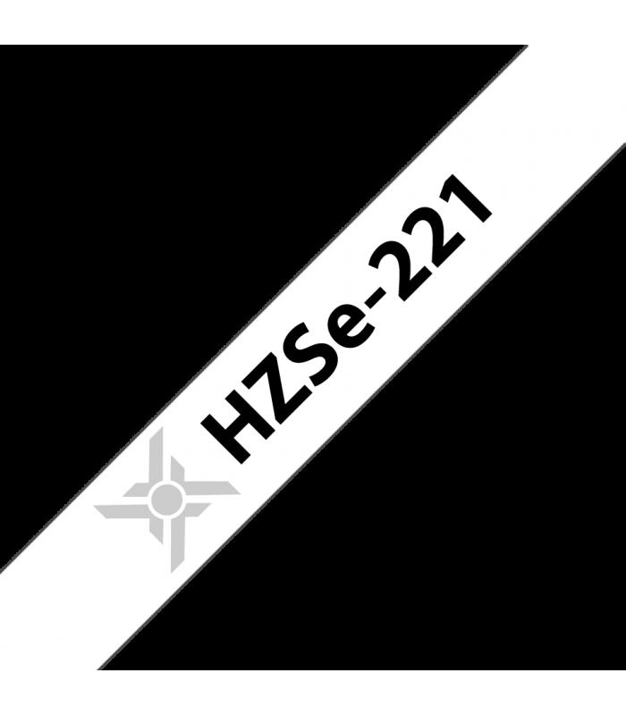 Băng nhãn in Ống co nhiệt HZSe-221 | Ống co nhiệt HZSe cho máy Brother | khuetu.vn