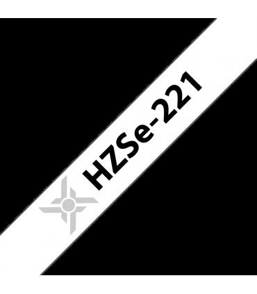 Ống co nhiệt HZSe-221, khổ 9mm x 1,5m, cáp 2.6-5.1mm, màu trắng