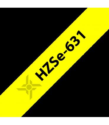 Ống co nhiệt HZSe-631, khổ 12mm x 1,5m, cáp 3.6-7.0mm, màu vàng