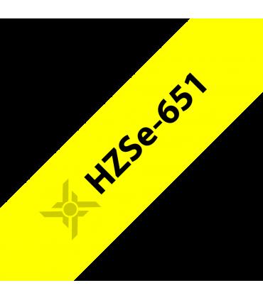 Ống co nhiệt HZSe-651, khổ 24mm x 1,5m, cáp 7.3-14.3mm, màu vàng