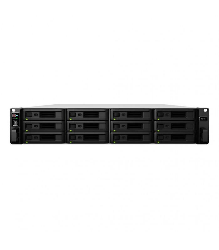 Thiết bị lưu trữ NAS Synology RackStation RS2418+   Synology   khuetu.vn