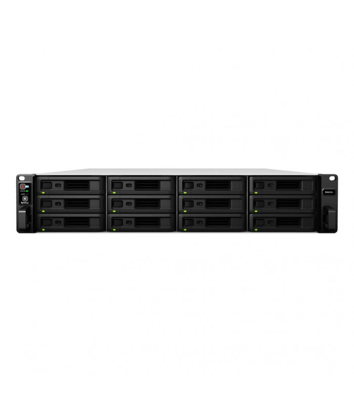 Thiết bị lưu trữ NAS Synology RackStation RS2418RP+ | Synology | khuetu.vn