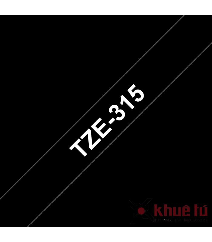Băng nhãn in TZe-315 | Nhãn Cho Máy Brother | khuetu.vn