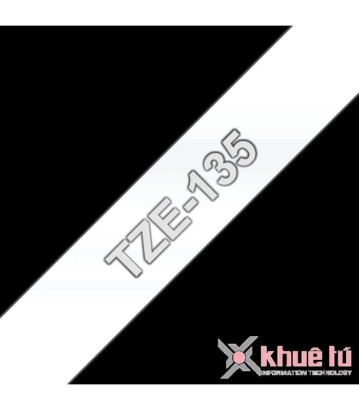 Băng nhãn in TZe-135 | Nhãn Cho Máy Brother | khuetu.vn