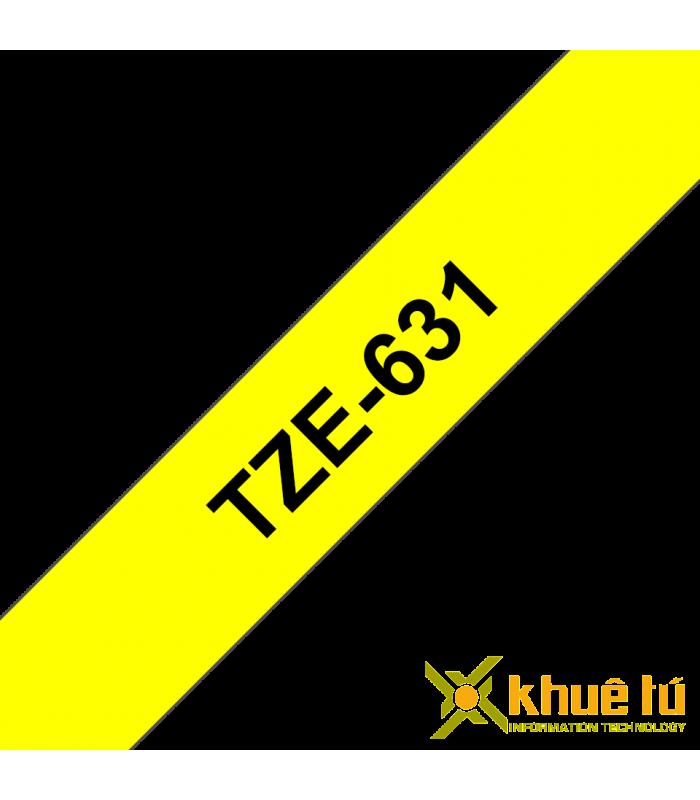 Băng nhãn in TZe-631 | Nhãn Cho Máy Brother | khuetu.vn