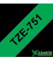 Băng nhãn in TZe-751 | Nhãn Cho Máy Brother | khuetu.vn