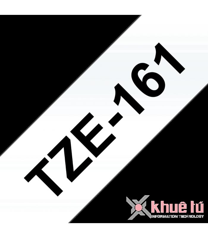 Băng nhãn in TZe-161 | Nhãn Cho Máy Brother | khuetu.vn