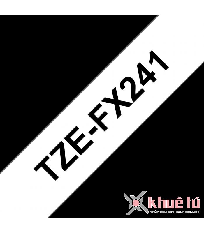 Băng nhãn in TZe-FX241 | Nhãn Cho Máy Brother | khuetu.vn