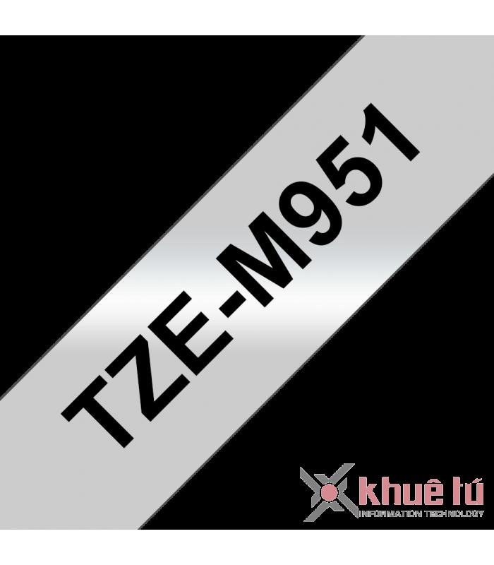 Băng nhãn in TZe-M951 | Nhãn Cho Máy Brother | khuetu.vn